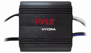 Amazon Com   Pyle Plmrkt2b 2 Channel 400 Watt Waterproof