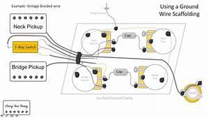 Les Paul Vintage 50s Wiring Tutorial