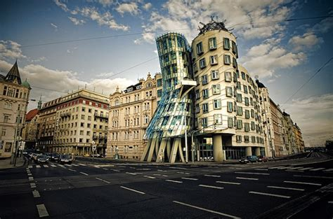 The Dancing House (