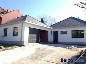 Crepi Exterieur Gris Anthracite : maison crepi gris ventana blog ~ Farleysfitness.com Idées de Décoration