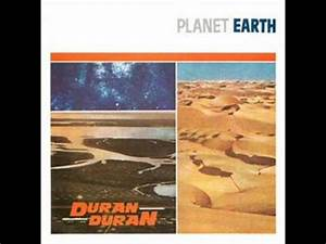 DURAN DURAN - PLANET EARTH - LATE BAR - YouTube