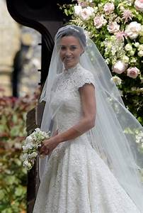 what actually went down at pippa middletons royalish With pippa middleton s wedding dress