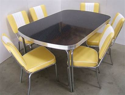 Diner Table Retro To28 Tables 50s American