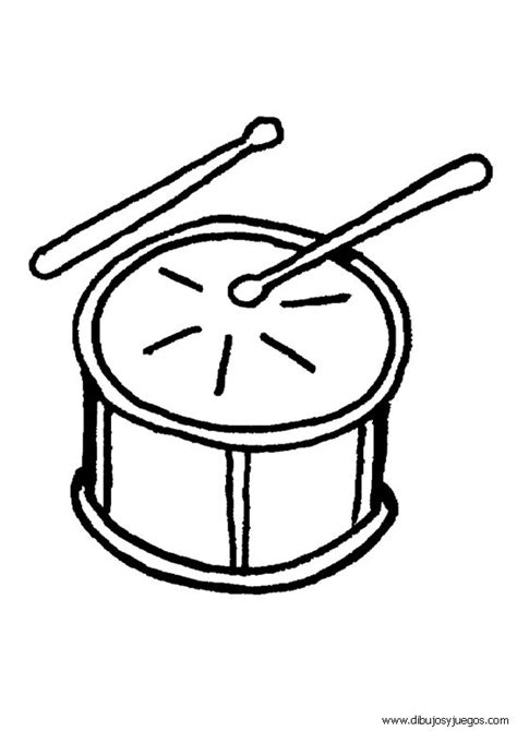Trapos sabe bien que el aprendizaje de la música es muy importante en la infancia y aporta muchos beneficios a los niños. Dibujos de instrumentos musicales | Dibujos