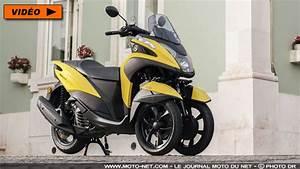Scooter 3 Roues 125 : 3 roues le scooter 3 roues yamaha tricity 125 volue en profondeur pour 2017 ~ Medecine-chirurgie-esthetiques.com Avis de Voitures