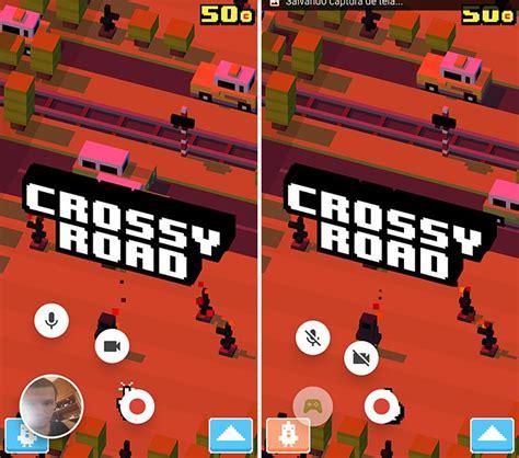 como gravar   gameplay de jogos  celular android