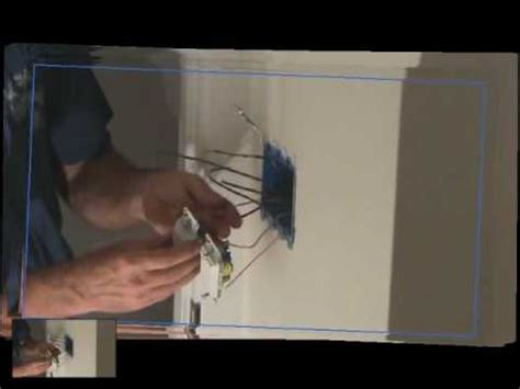 How Install Ground Wire Light Switch Youtube