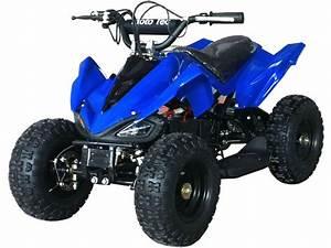 Moto Tec 24v Mini Quad 24 Volt Battery Powered Ride On Toy