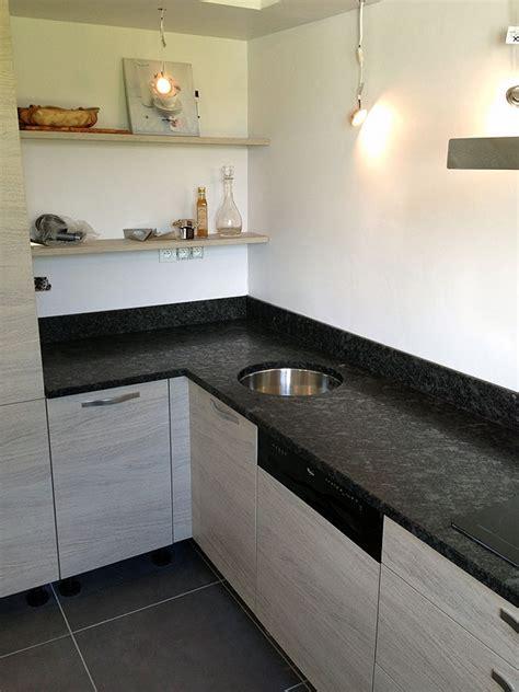 granit pour cuisine plan de travail en granit pour cuisine