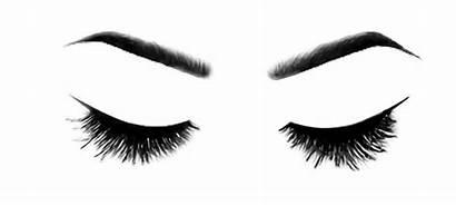 Lashes Eyelashes Eyelash Clipart Cartoon Brows Eyes