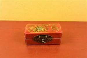 Petite Boite En Bois : boite bijoux chinoise en bois d coration chinoise ~ Dailycaller-alerts.com Idées de Décoration