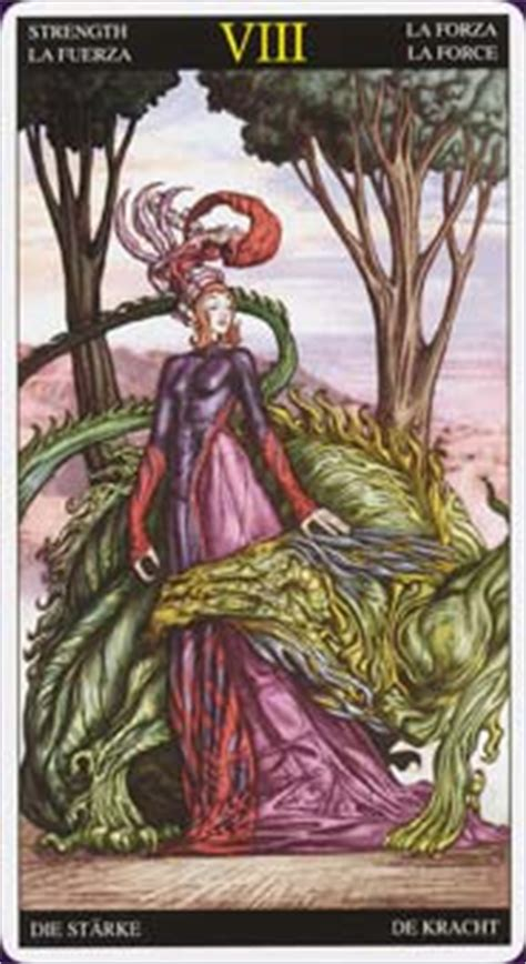 Maybe you would like to learn more about one of these? Universal Fantasy Tarot