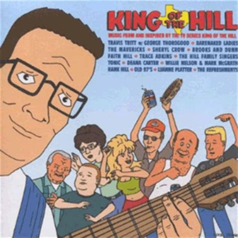 King Hamdo From The 1999 Anime Series Now And Then Here There Anyone Who Has Seen Knows That This Is Not A King Of The Hill Tv Soundtrack 1999