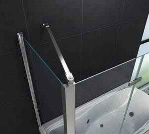 Duschwände Für Badewanne : eck duschtrennwand around 80 badewanne glasdeals ~ Buech-reservation.com Haus und Dekorationen
