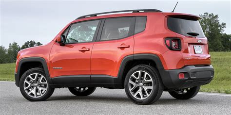 jeep renegade  buy review consumer guide auto