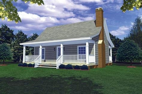 tiny ranch home plan  bedroom  bath  square feet