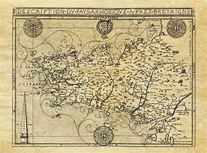Leboncoin En Bretagne : carte ancienne de la bretagne en 1605 terrarum cartography pinterest bretagne ~ Medecine-chirurgie-esthetiques.com Avis de Voitures