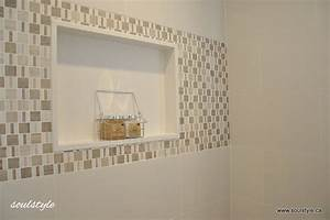 Quartz Shower Wall Niche Soulstyle Interiors And Design