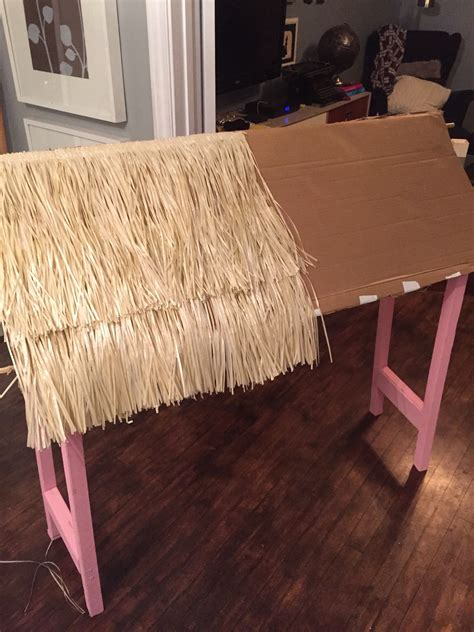 Make A Tiki Bar by Diy Tiki Bar A Purdy House