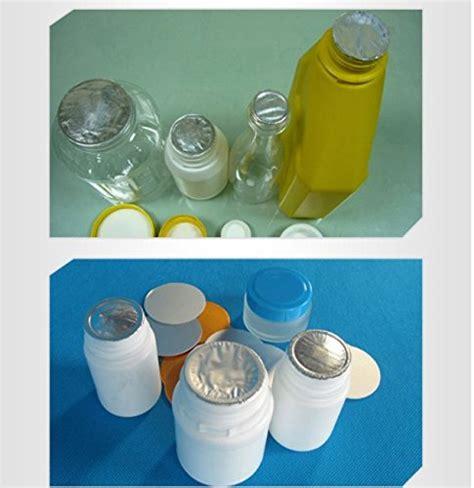 eleoption  manual electromagnetic induction heat sealer machine  bottle cap sealing