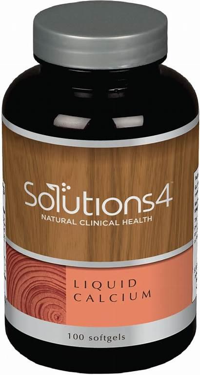 Calcium Liquid Solutions4 Antacid Sources