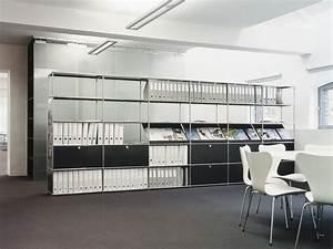Usm Haller ähnlich : usm haller modular office shelving office storage unit ~ Watch28wear.com Haus und Dekorationen