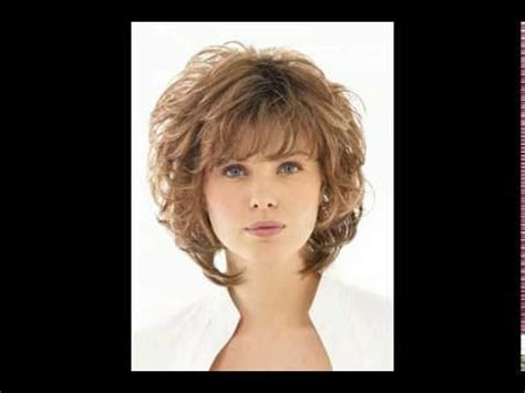 short layered hairstyles for faces youtube