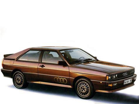 Audi Quattro 1980 1987 Audi Quattro 1980 1987 Photo 08