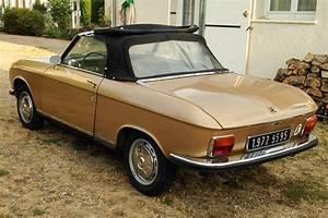 304 Peugeot Cabriolet : peugeot 304 cabriolet une voiture de collection propos e par philippe ma ~ Gottalentnigeria.com Avis de Voitures