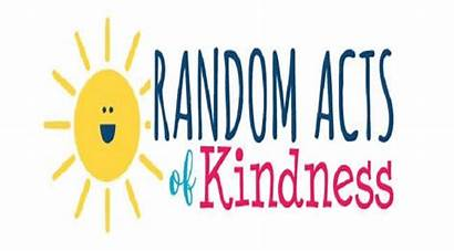 Kindness Acts Random Week Canyon Canyonview Elementary
