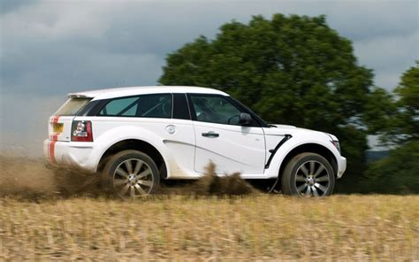 land rover bowler exr s bowler nemesis exr first drive motor trend