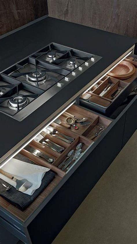 Lade Moderne moderne bestek lade voor in de 233 chte design keuken keuken