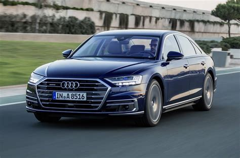 2018 Audi A8 Review Gtspirit