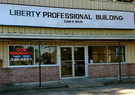 (having issues viewing the form? Coe Insurance Agency   2206 N Main St Suite A, Liberty, TX 77575, USA