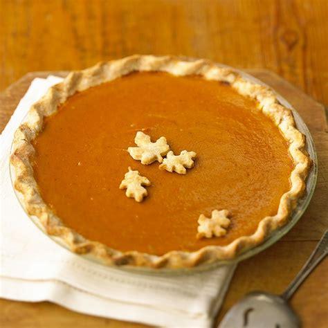 light  luscious pumpkin pie recipe eatingwell