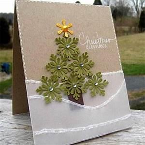 Tannenbaum Selber Basteln : sch ne weihnachtskarten selber basteln mehr als 100 ideen ~ Yasmunasinghe.com Haus und Dekorationen