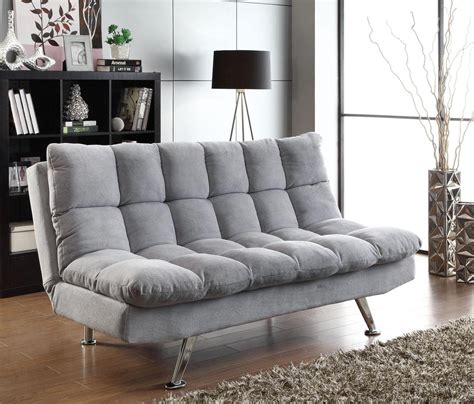 Index Sofa Bed by 500775 Sofa Bed Light Gray By Coaster