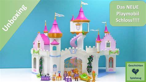 Das Neue Playmobil Prinzessinnenschloss 6848 ♡ Geschichten