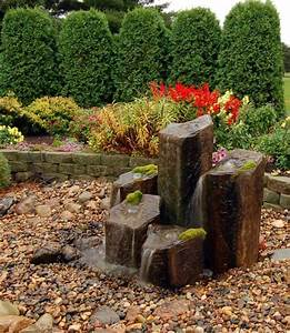Fountain ideas front yards and yards on pinterest for Front yard fountains