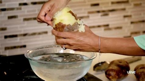 potato peeling trick 27 embarrassingly easy dinners you can make in 15 minutes recipes food network uk