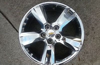 2010 2011 2012 chevrolet malibu 17 alloy wheel 5 spoke