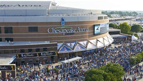 City of OKC : Chesapeake Energy Arena