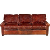 brompton leather sofa brompton 89 quot brown leather sofa rc willey furniture 1813
