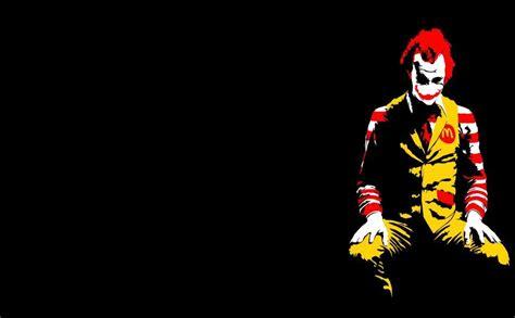 Ronald Background Ronald Mcdonald Joker Hd Wallpaper Wallpapers