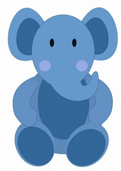 Clipart Elephant Animal Elephants Transparent Animals Clip