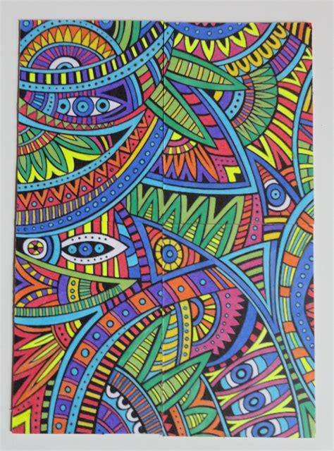 Coloriage Art Thérapie  Atc Piketkol