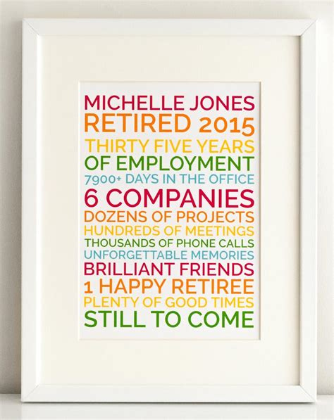 funniest retirement gag gifts  printables