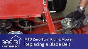 How To Replace An Mtd Zero