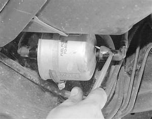 2000 Ford Contour Fuel Filter Location