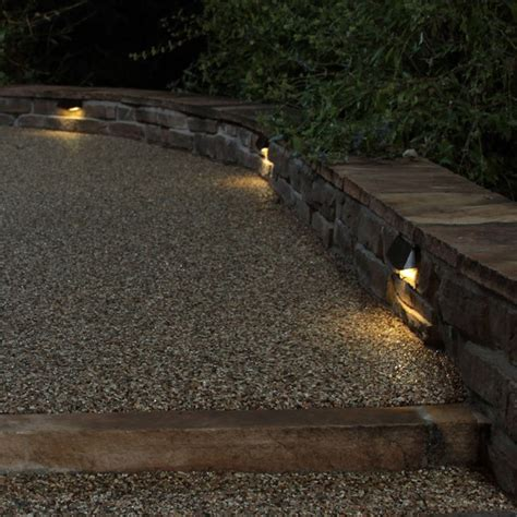 led retaining wall lights wall lights design perfect decor retaining wall lighting